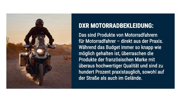 DXR Motorradbekleidung
