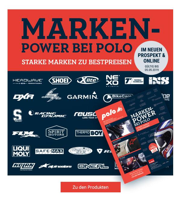 Markenpower beo POLO - Starke Marken zu Bestpreisen