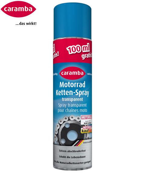 Caramba Kettenspray transparent 300ml + 100ml gratis